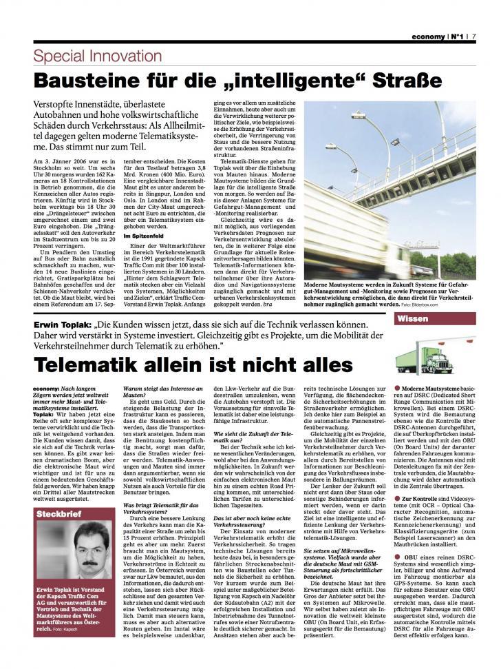 Heft Ausgabe Nr. 01 - Seite 7