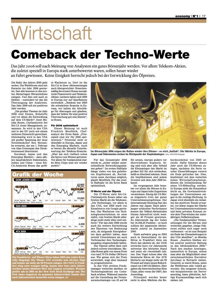 Heft Ausgabe Nr. 01 - Seite 17