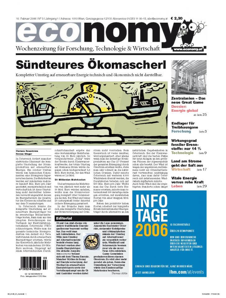 Heft Archiv 2006 - Seite 3