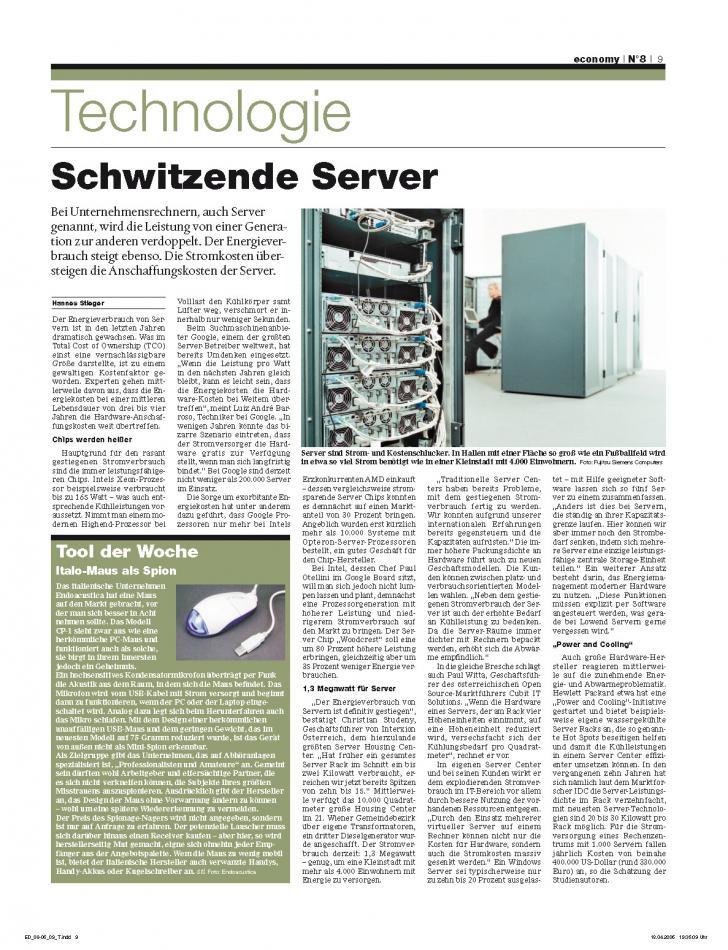 Heft Ausgabe Nr. 08 - Seite 9