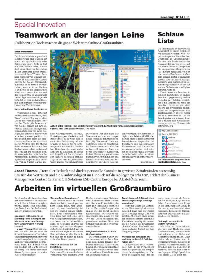 Heft Ausgabe Nr. 14 - Seite 11