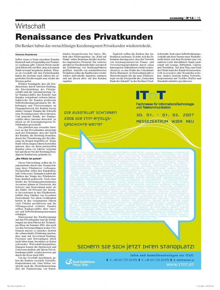 Heft Ausgabe Nr. 14 - Seite 15