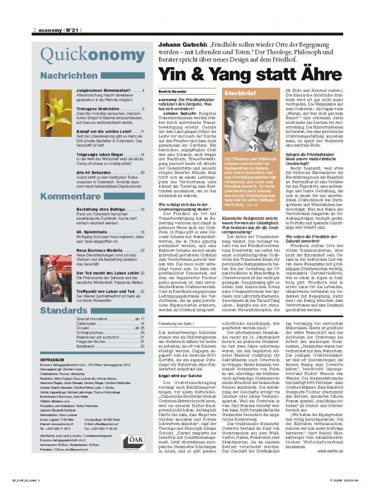 Heft Ausgabe Nr. 21 - Seite 2