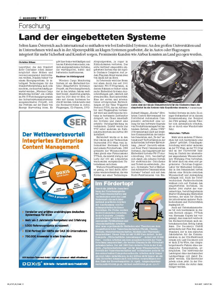 Heft Ausgabe Nr. 27 - Seite 6