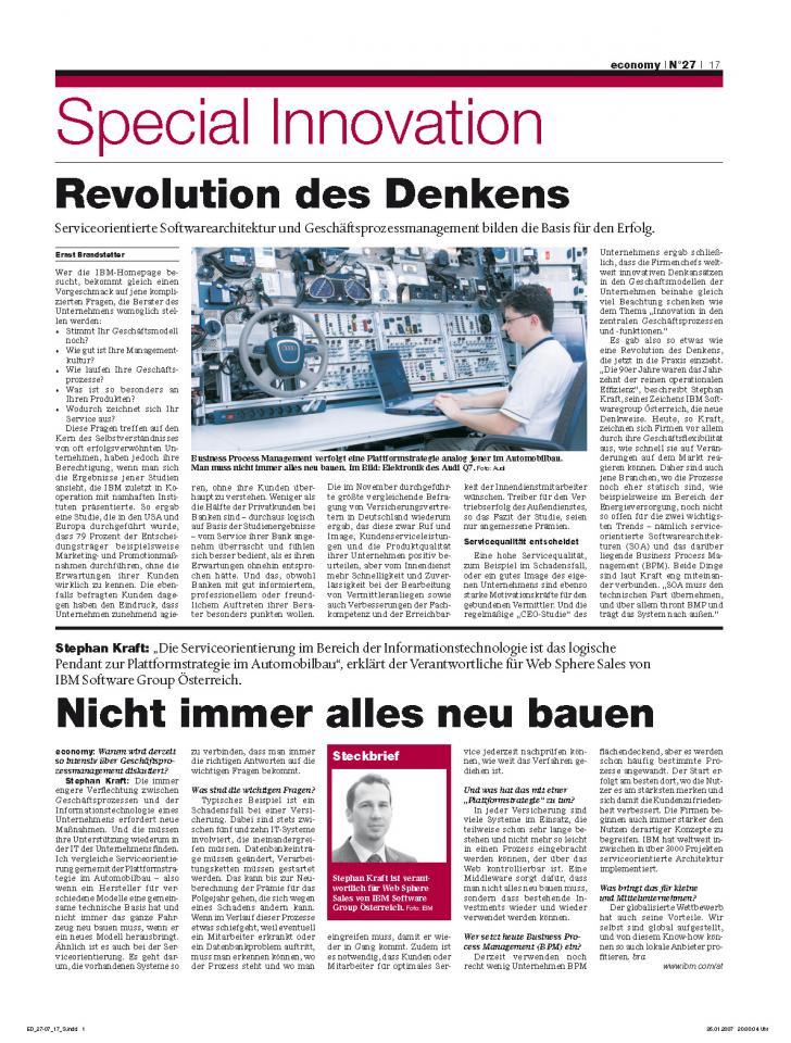 Heft Ausgabe Nr. 27 - Seite 17