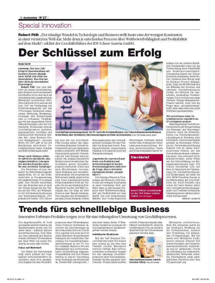 Heft Ausgabe Nr. 27 - Seite 18