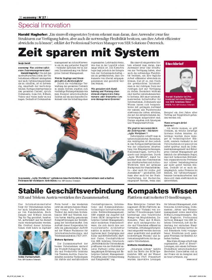 Heft Ausgabe Nr. 27 - Seite 20