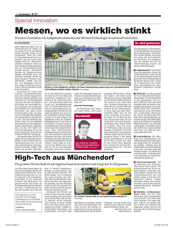Heft Ausgabe Nr. 27 - Seite 24