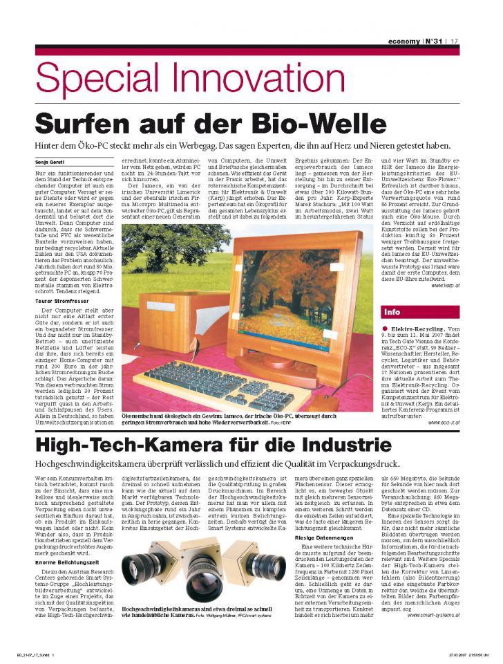 Heft Ausgabe Nr. 31 - Seite 17