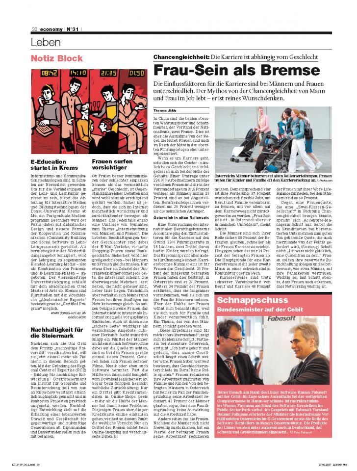 Heft Ausgabe Nr. 31 - Seite 30