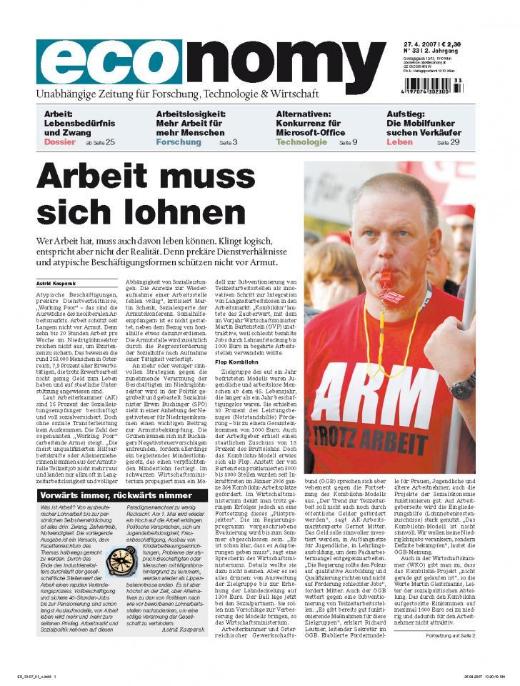 Heft Archiv 2007 - Seite 9