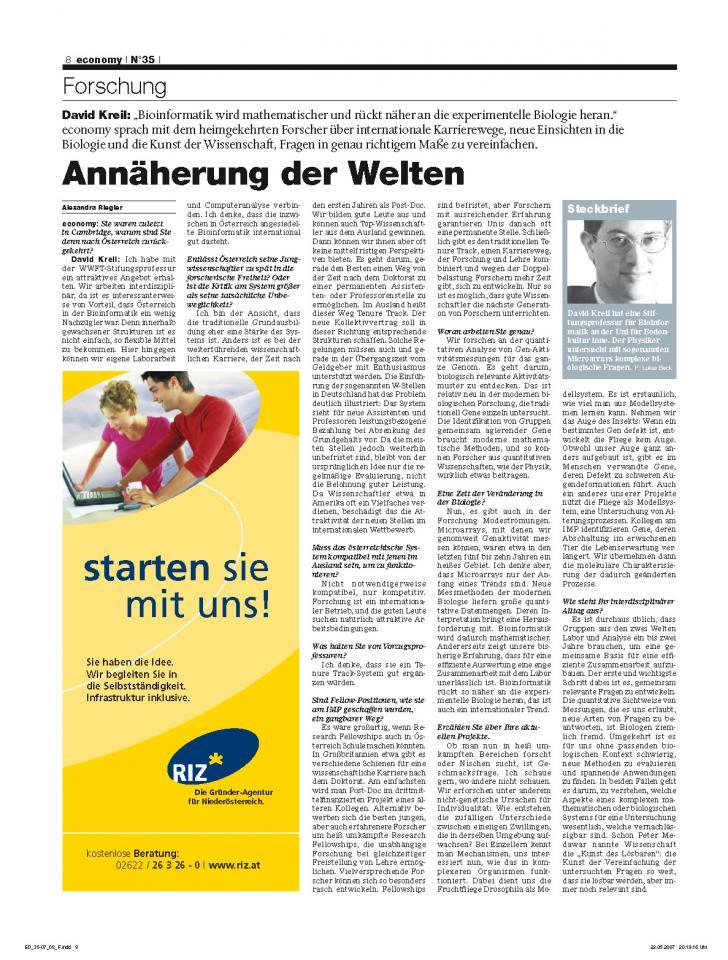 Heft Ausgabe Nr. 35 - Seite 8