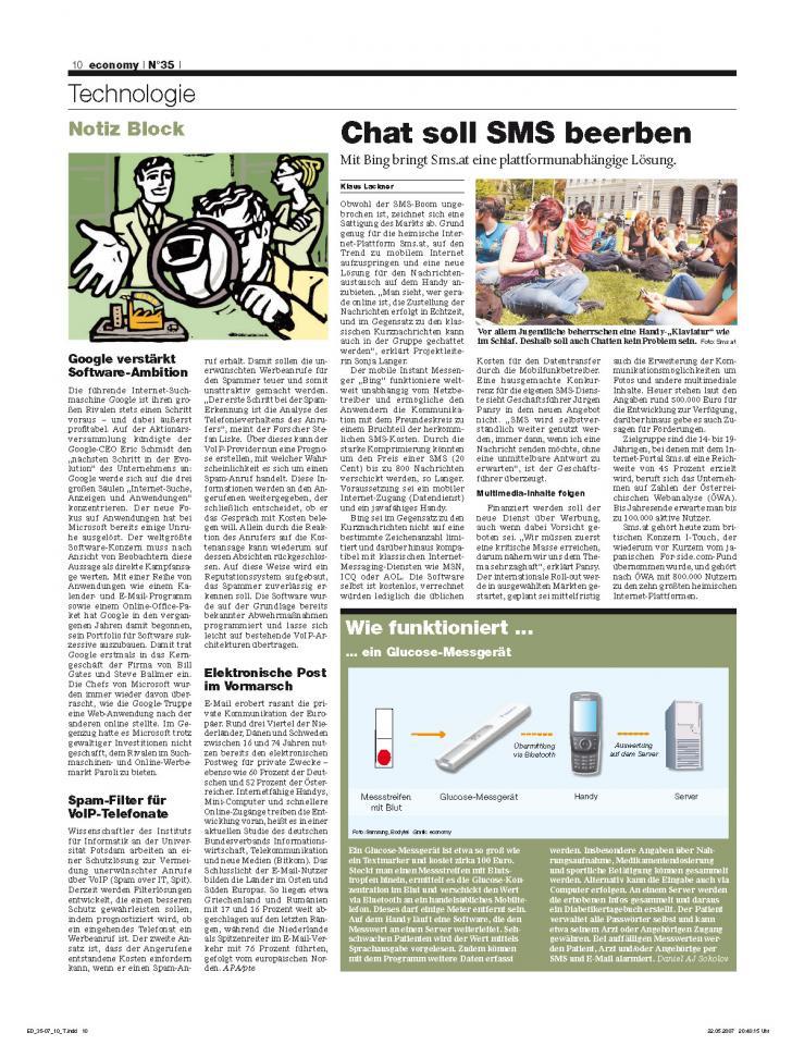 Heft Ausgabe Nr. 35 - Seite 10