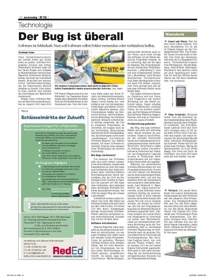 Heft Ausgabe Nr. 35 - Seite 12