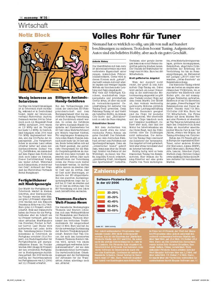 Heft Ausgabe Nr. 35 - Seite 14