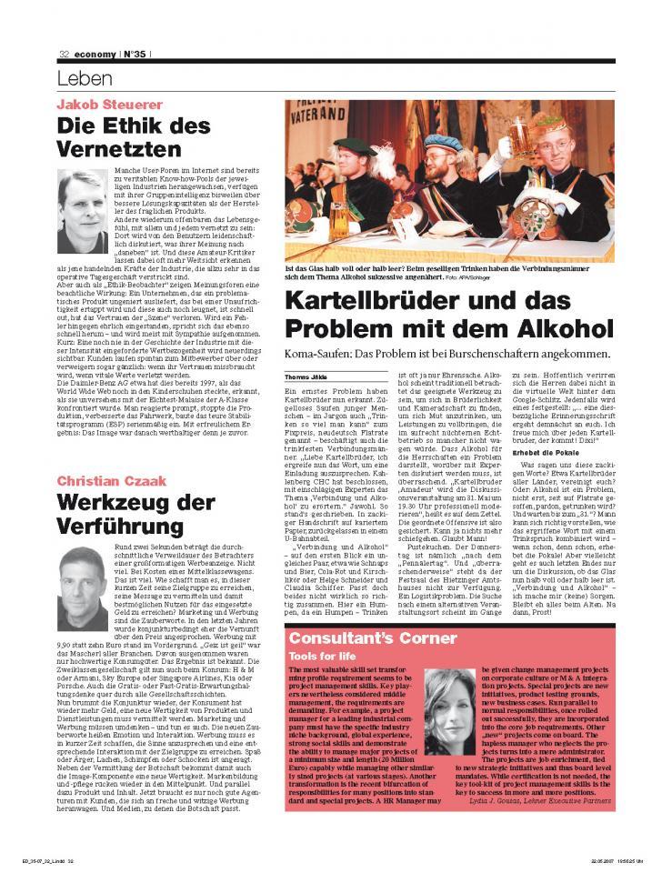 Heft Ausgabe Nr. 35 - Seite 32