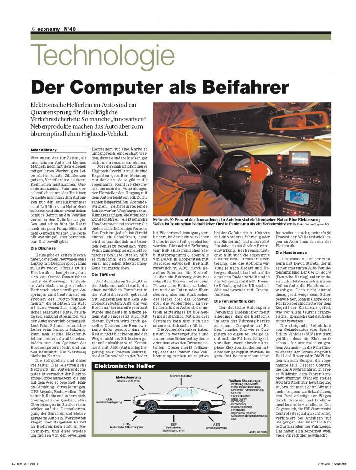 Heft Ausgabe Nr. 40 - Seite 6