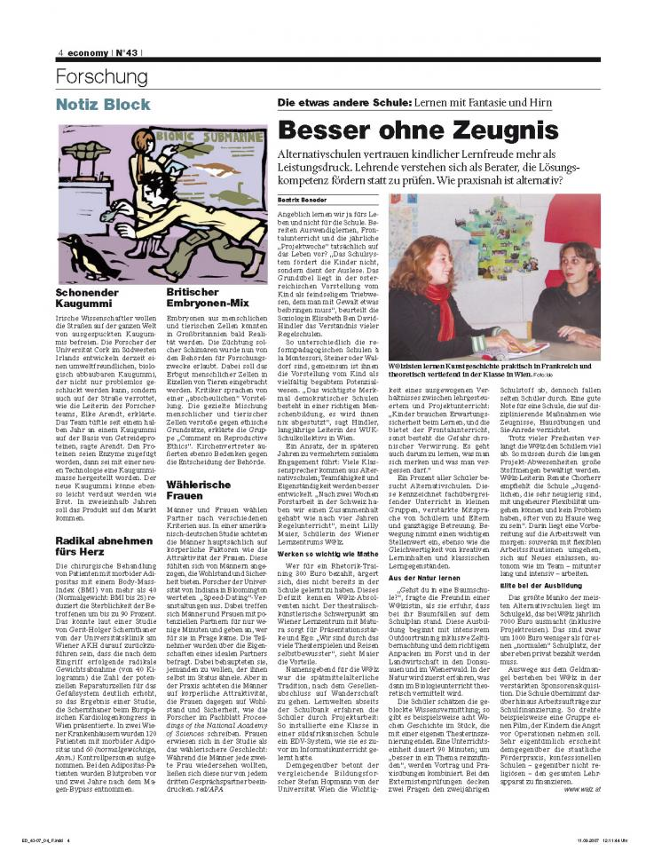Heft Ausgabe Nr. 43 - Seite 4