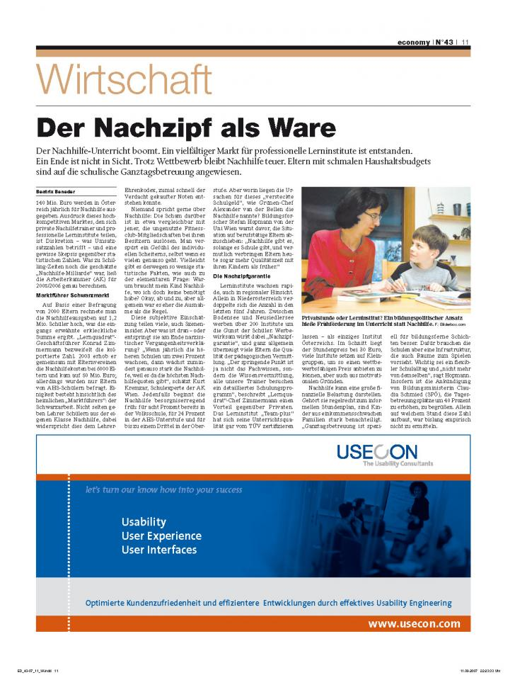 Heft Ausgabe Nr. 43 - Seite 11