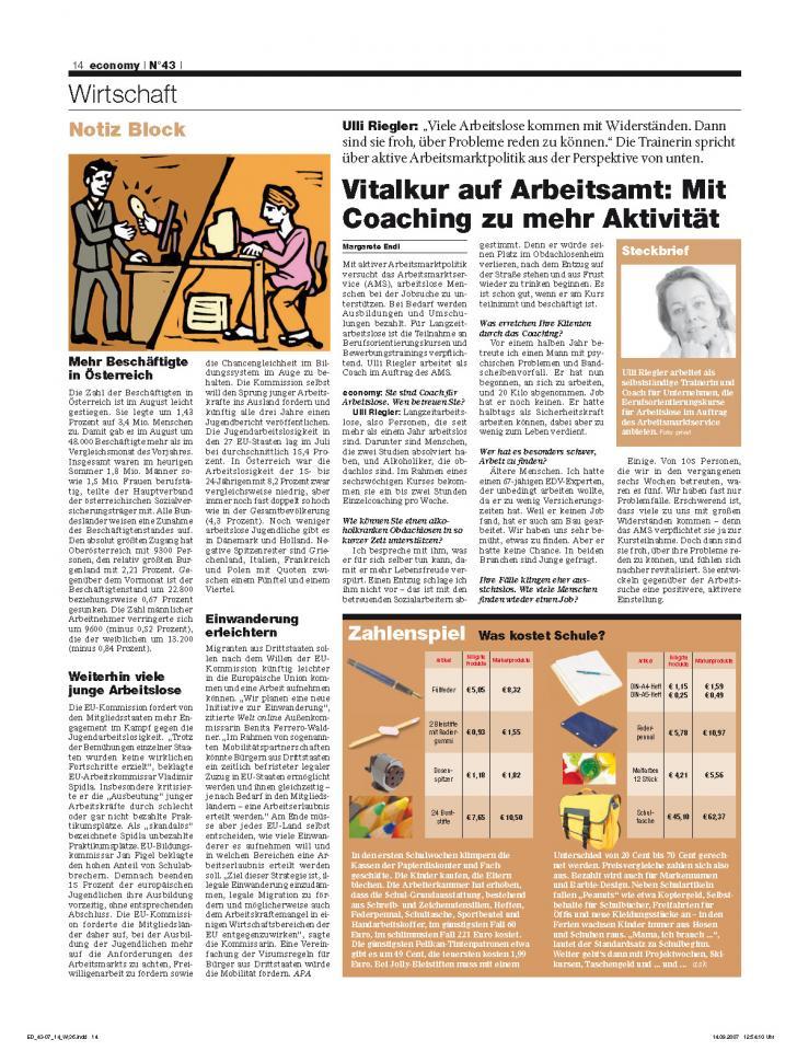Heft Ausgabe Nr. 43 - Seite 14
