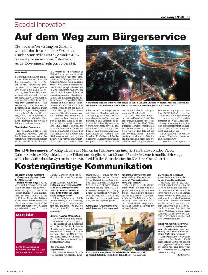Heft Ausgabe Nr. 43 - Seite 19