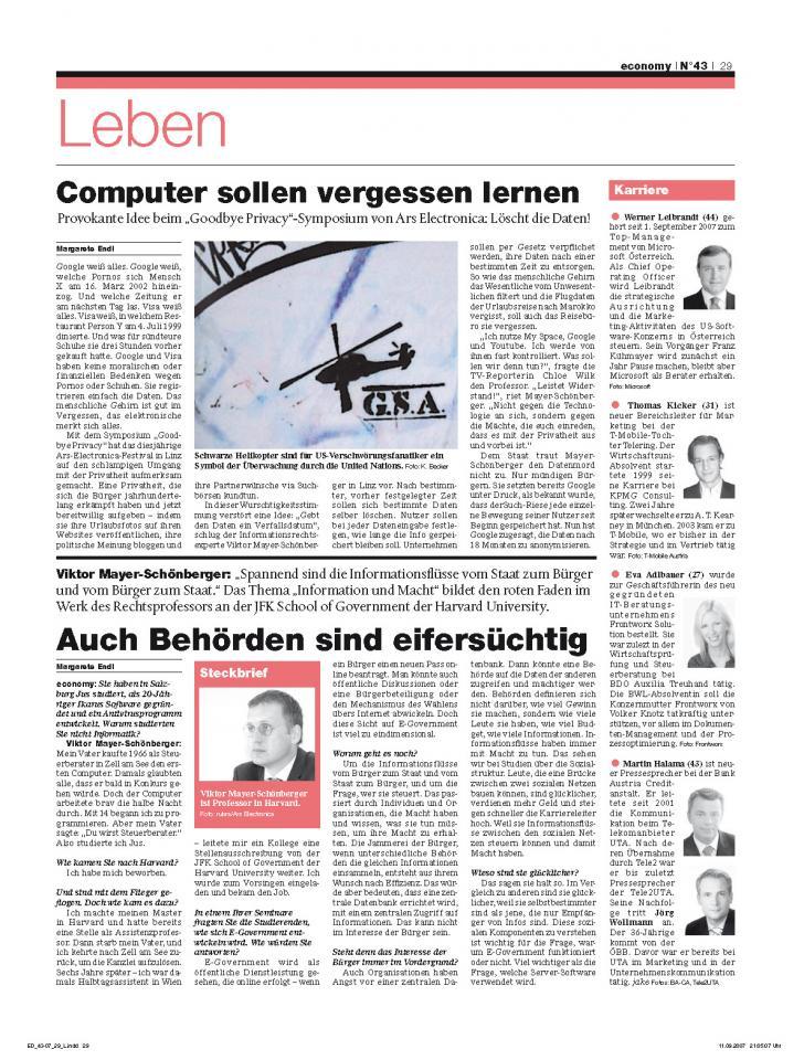 Heft Ausgabe Nr. 43 - Seite 29