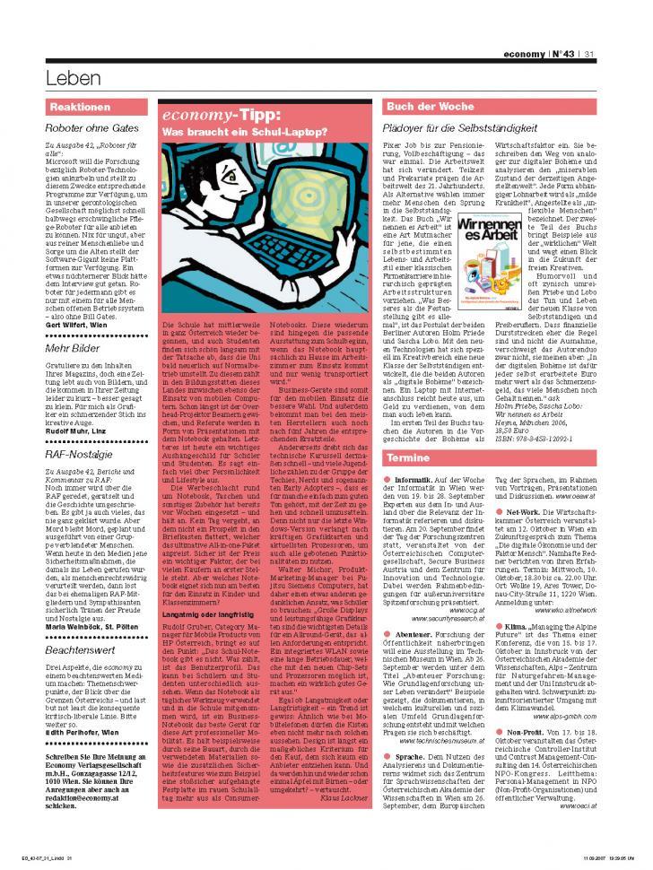 Heft Ausgabe Nr. 43 - Seite 31