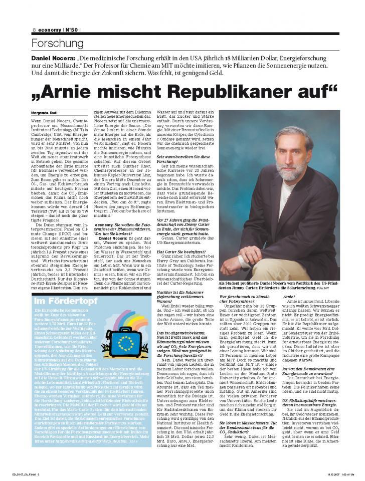 Heft Ausgabe Nr. 50 - Seite 8