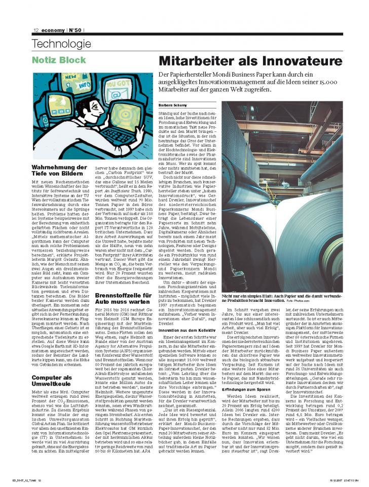 Heft Ausgabe Nr. 50 - Seite 12