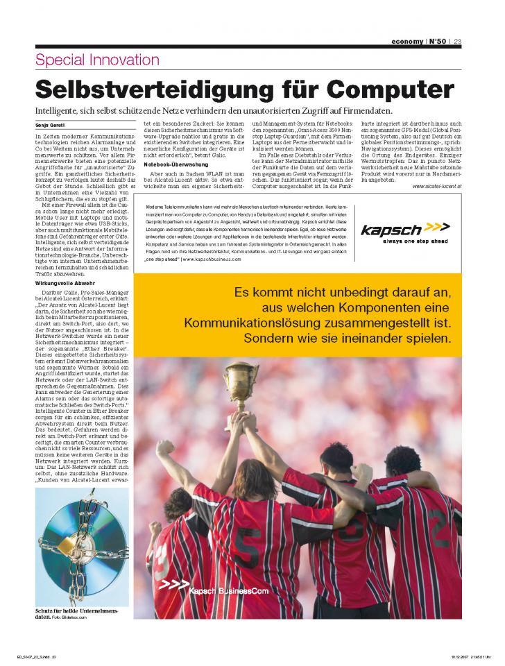 Heft Ausgabe Nr. 50 - Seite 23