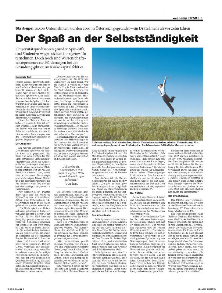 Heft Ausgabe Nr. 58 - Seite 3