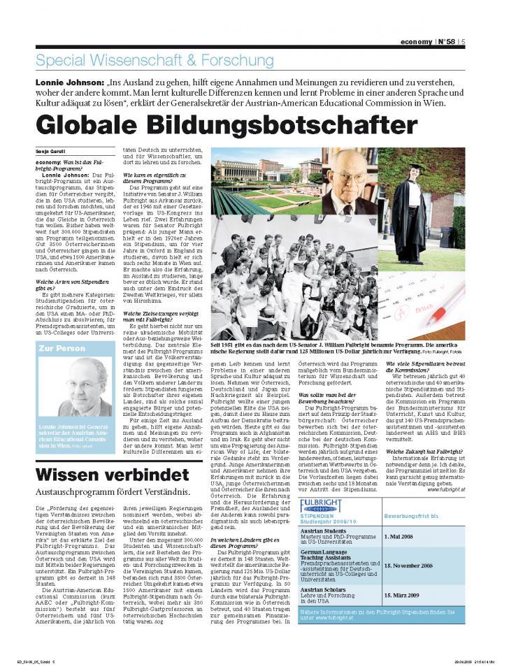 Heft Ausgabe Nr. 58 - Seite 5