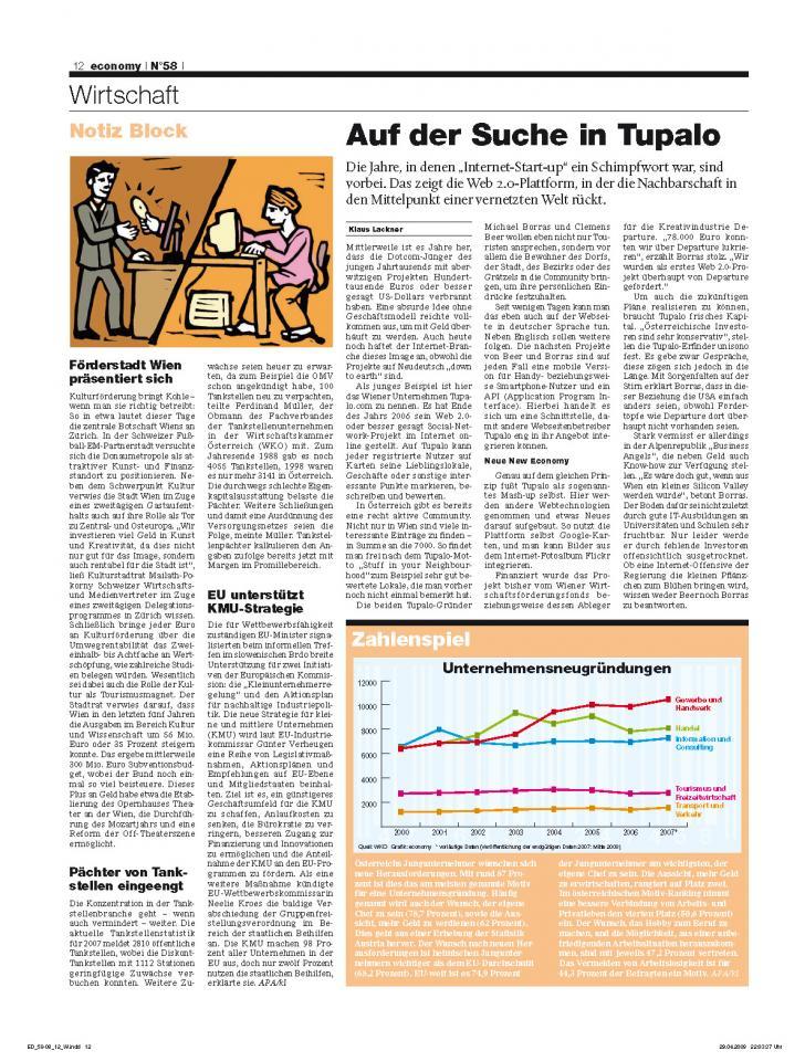 Heft Ausgabe Nr. 58 - Seite 12