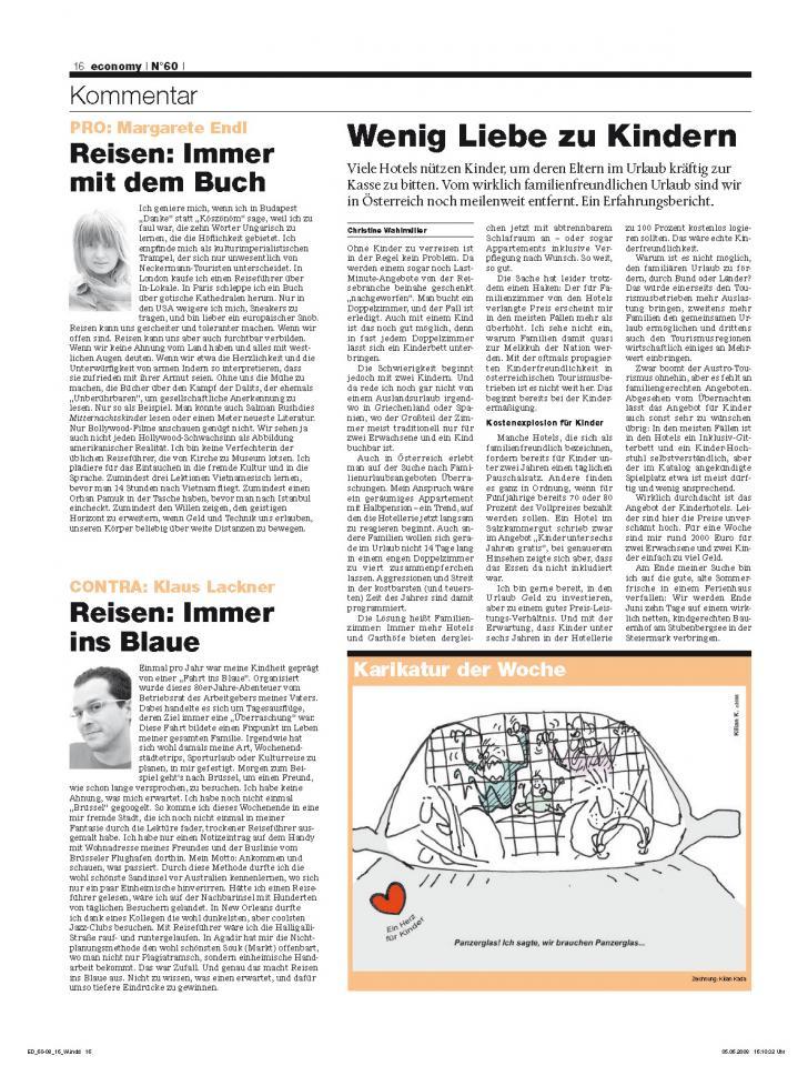 Heft Ausgabe Nr. 60 - Seite 16