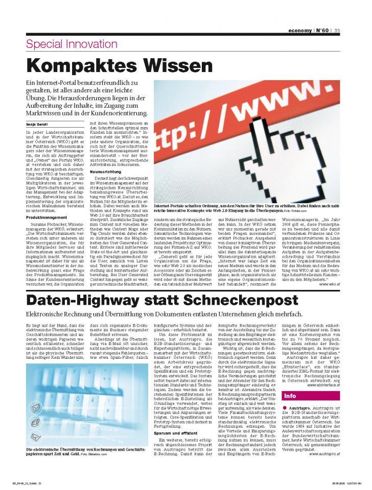 Heft Ausgabe Nr. 60 - Seite 33