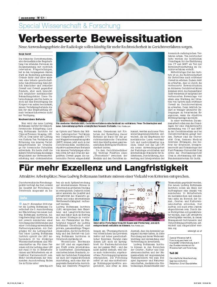 Heft Ausgabe Nr. 61 - Seite 6