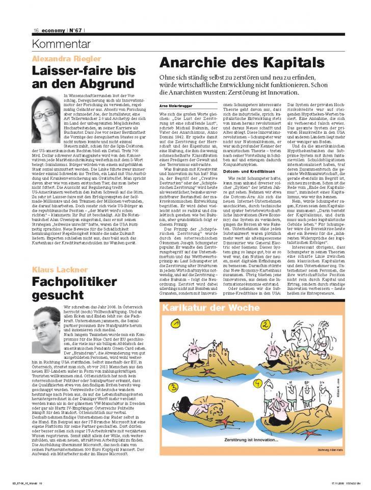 Heft Ausgabe Nr. 67 - Seite 16