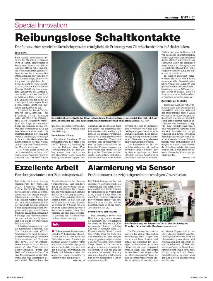 Heft Ausgabe Nr. 67 - Seite 27
