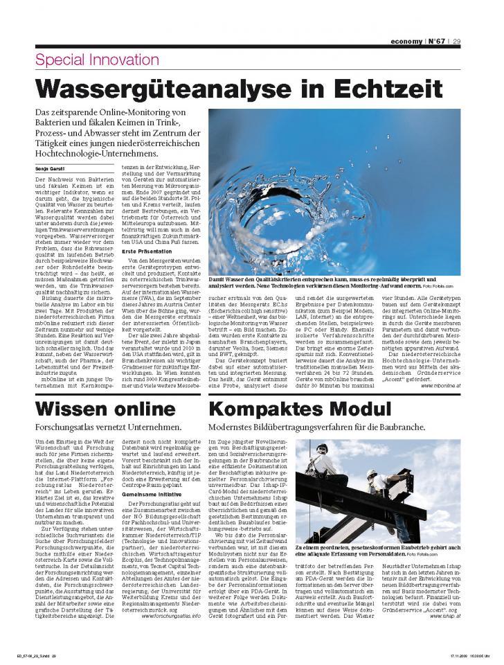 Heft Ausgabe Nr. 67 - Seite 29