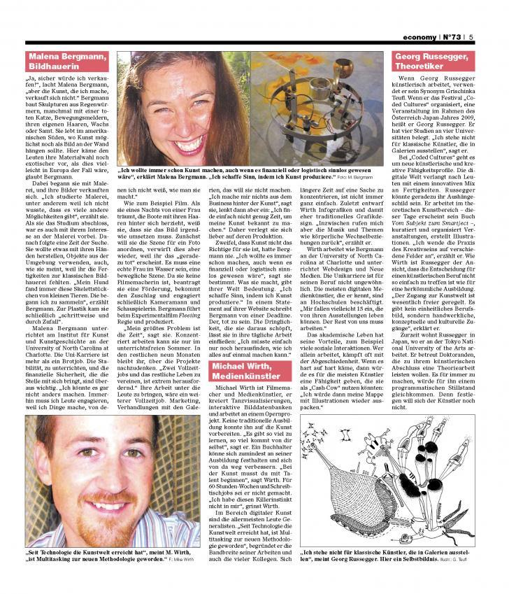 Heft Ausgabe Nr. 73 - Seite 5