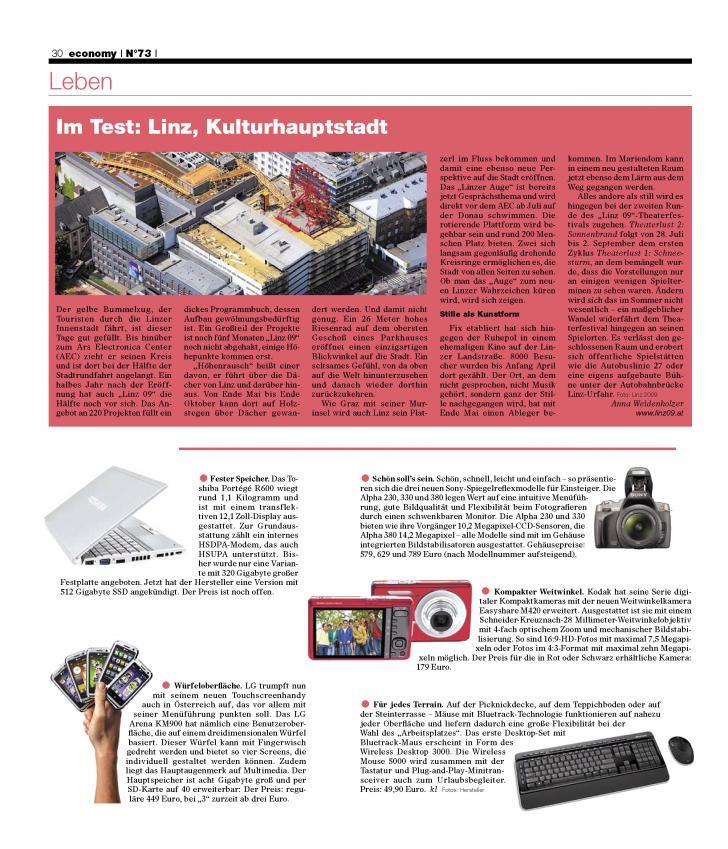 Heft Ausgabe Nr. 73 - Seite 30